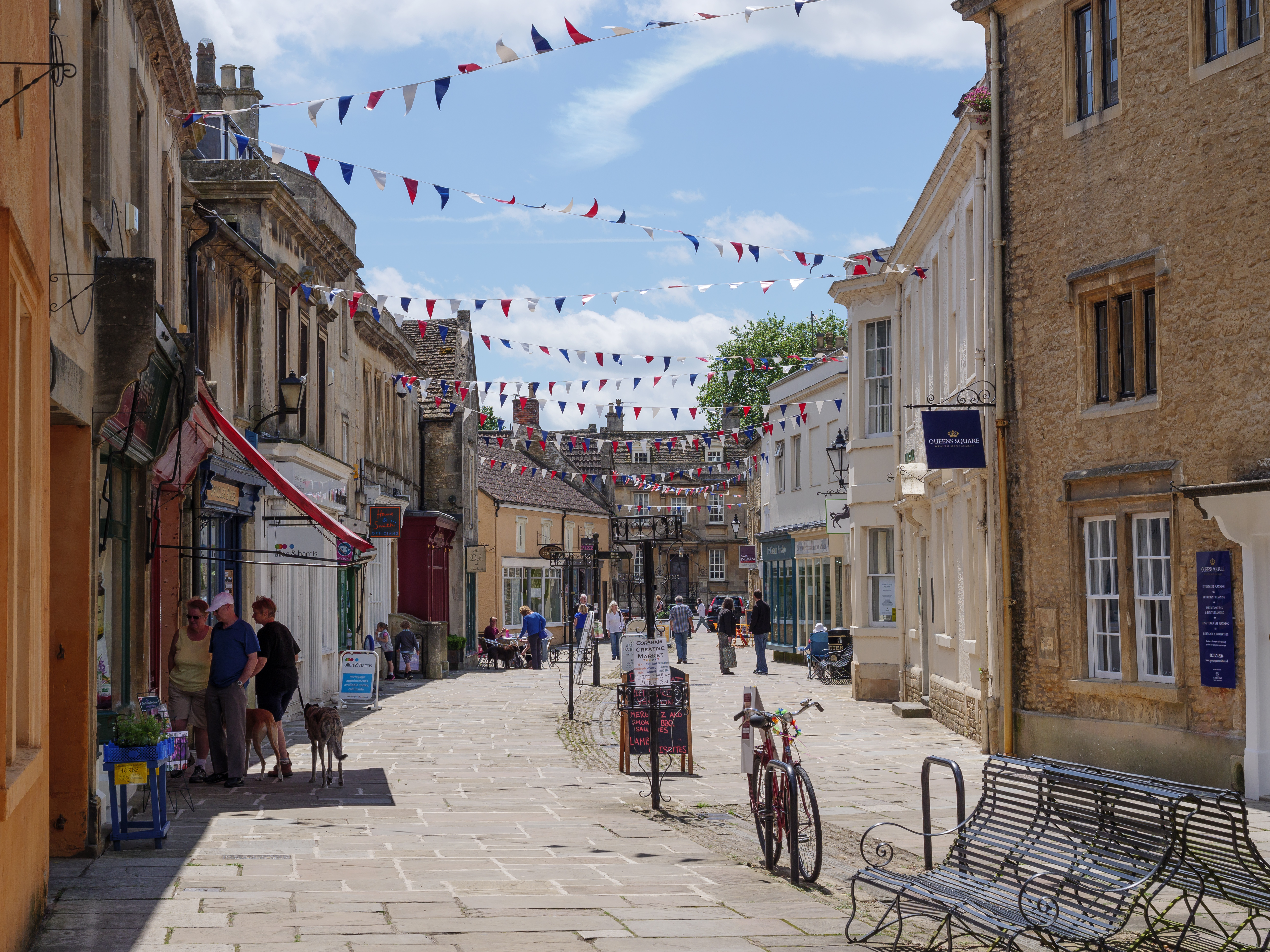 Agents appointed for new Corsham homes