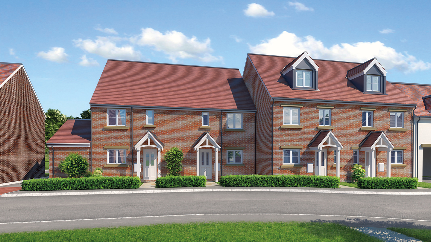 New Show Home Opening at Rowden Court, Chippenham